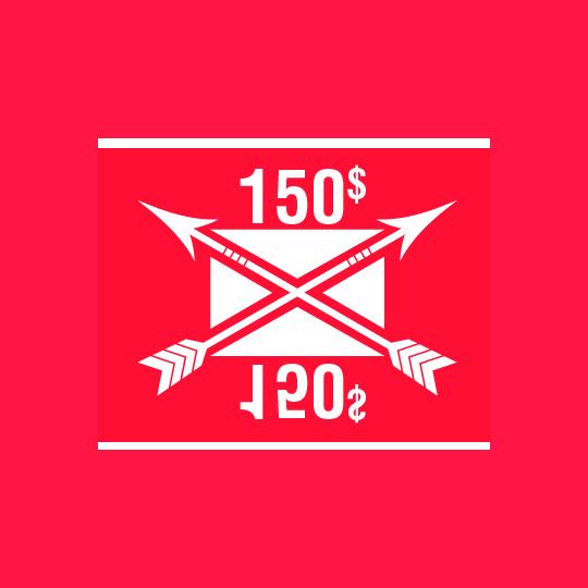 Certificat-cadeau de 150$